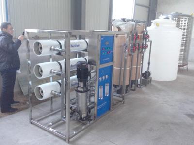 RO发渗透纯水设备